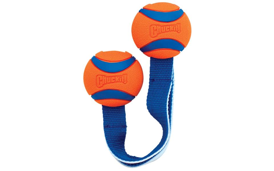 Jucărie pentru câini Chuckit Ultra Duo Tug.