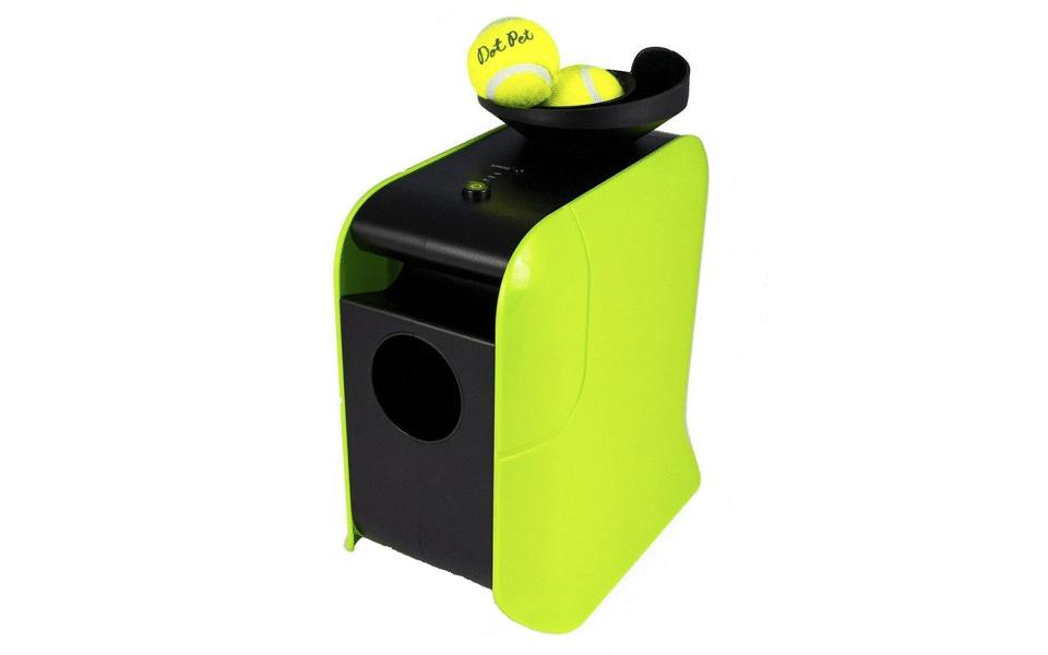 Jucărie pentru câini lansator automat de mingi Gonga
