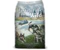 Pungă cu mâncare pentru căței Taste of the wild.