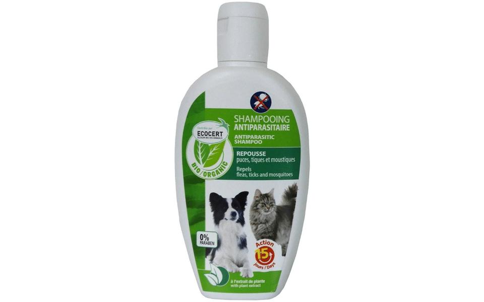 Șampon anti purici și căpușe AgroBiothers Laboratoire