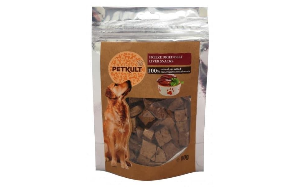 Recompense pentru căței Petkult Dog Snack.