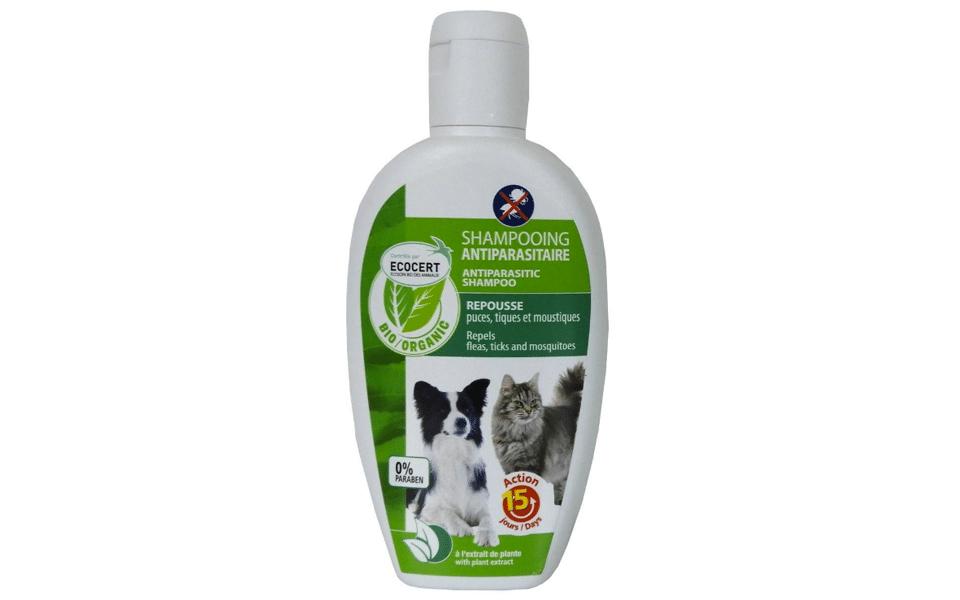 Șampon pentru câini BIO antiparazitar