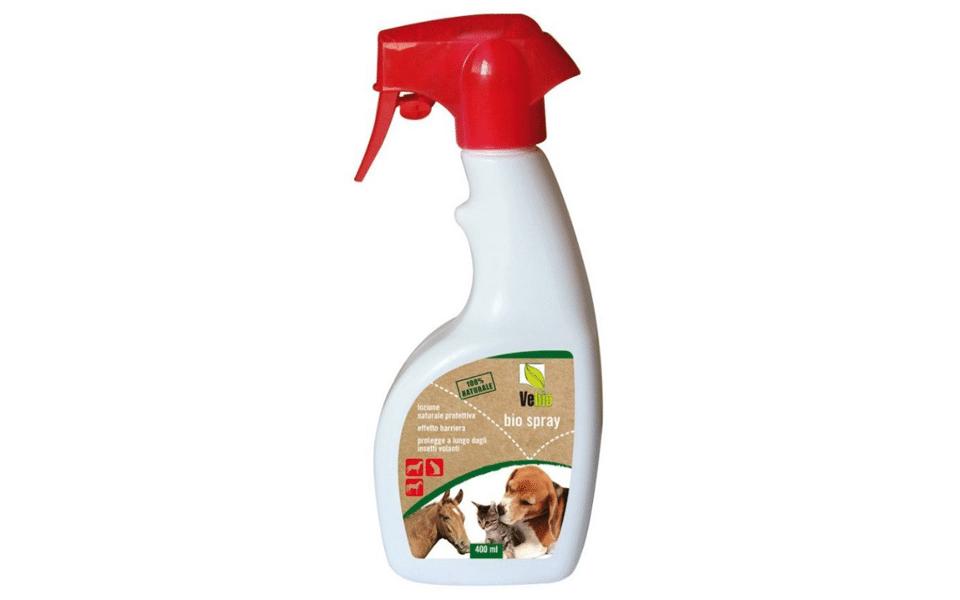 Spray împotriva puricilor și căpușelor Vebi.