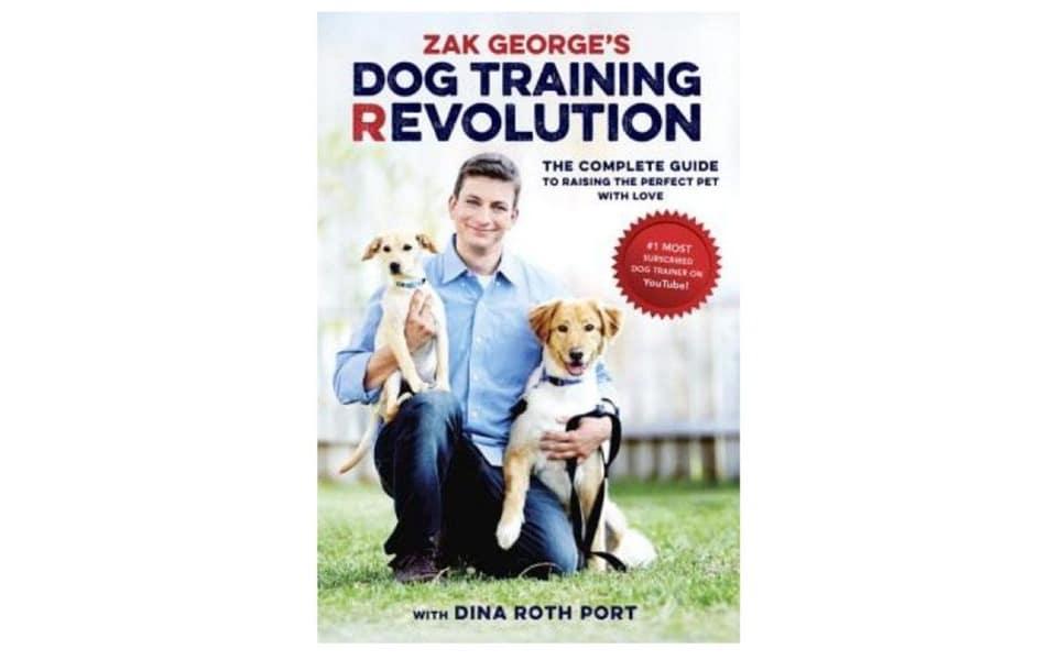 Carte dresaj câini Dog Training Revolution.