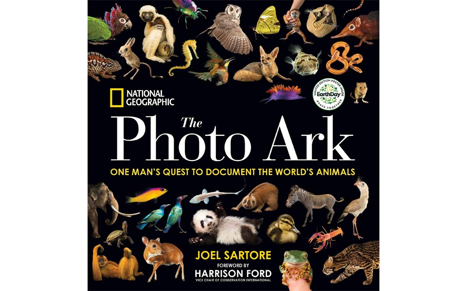 Coperta carte National Geographic the Photo Ark.