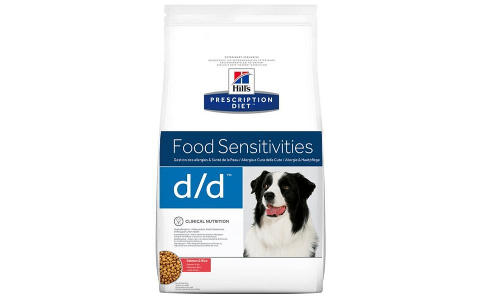 Punga cu mancare pentru caini Hill's Food Sensitive.