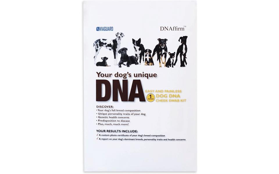 Test DNA pentru caini DNAffirm.