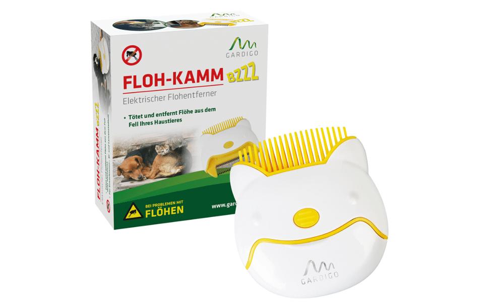 Pieptan electric antipurici Floh-Kamm