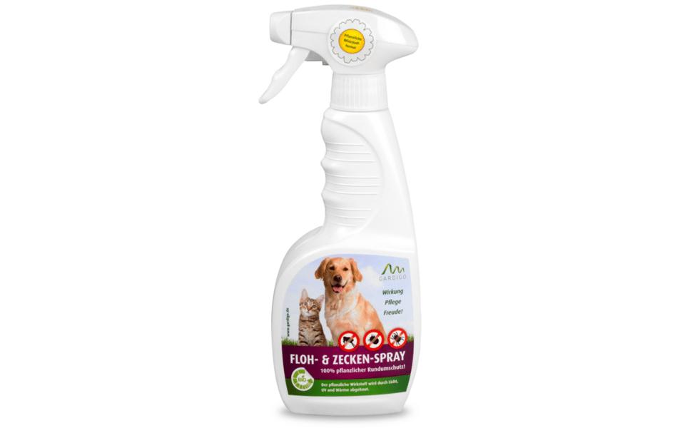 Spray antipurici eco Gardico.