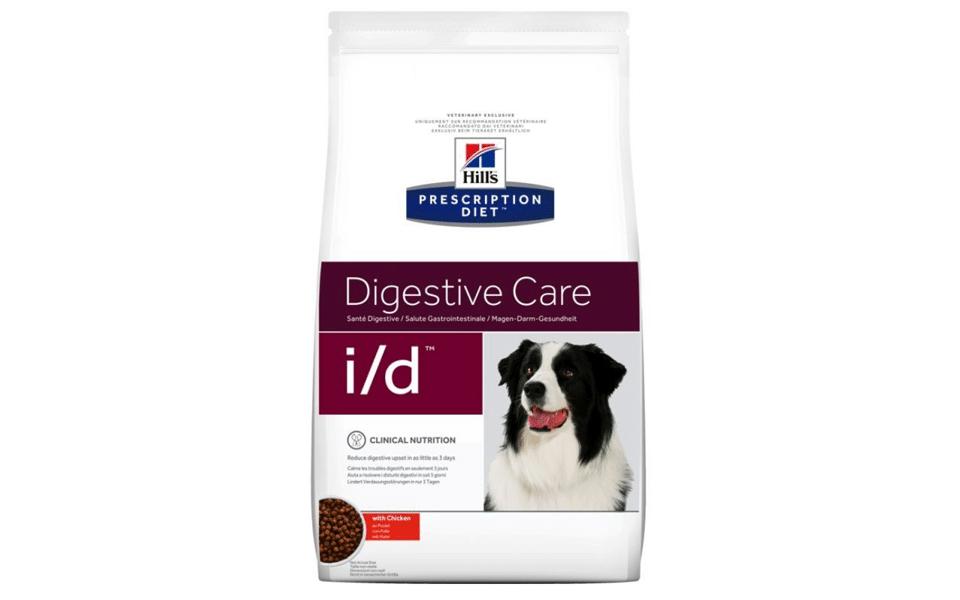 Sac cu mancare pentru caini Hill's Digestive Care.