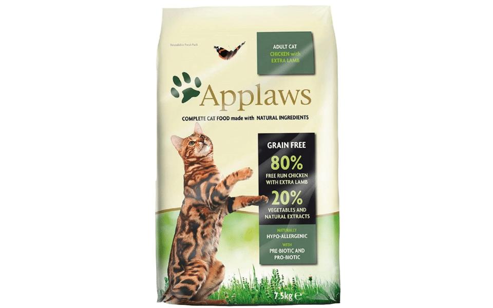 Sac cu mancare pentru pisici Applaws.