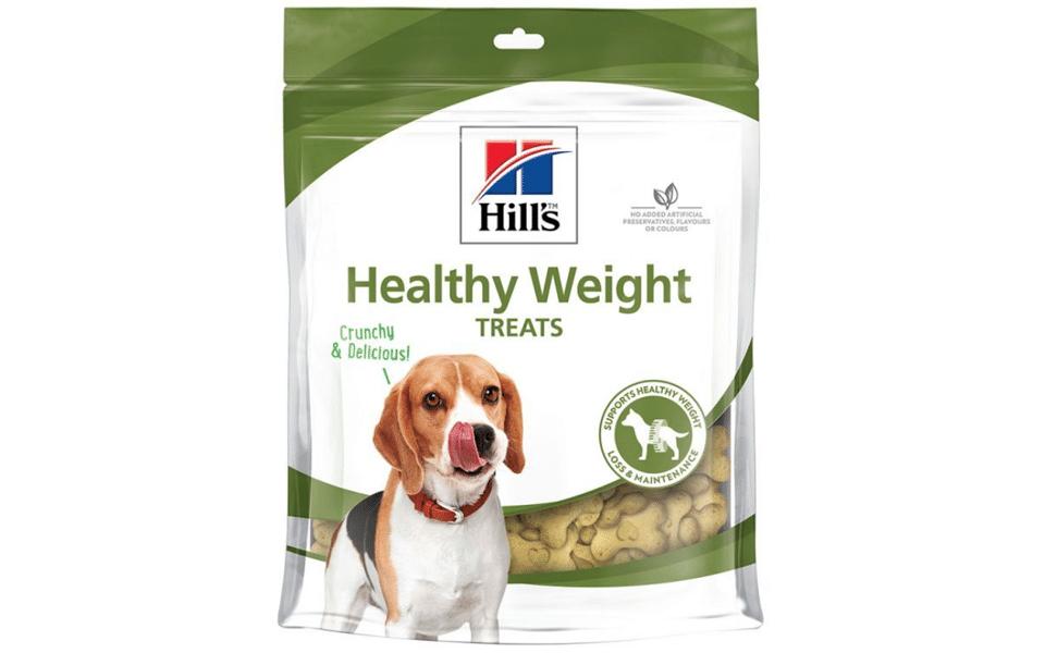 Punga cu recompense pentru caini Hill's Healthy Weight.