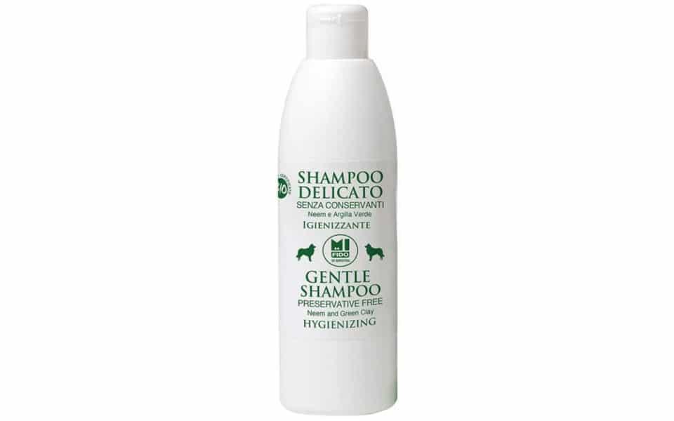 Sampon pentru caini Argital, șampon BIO.