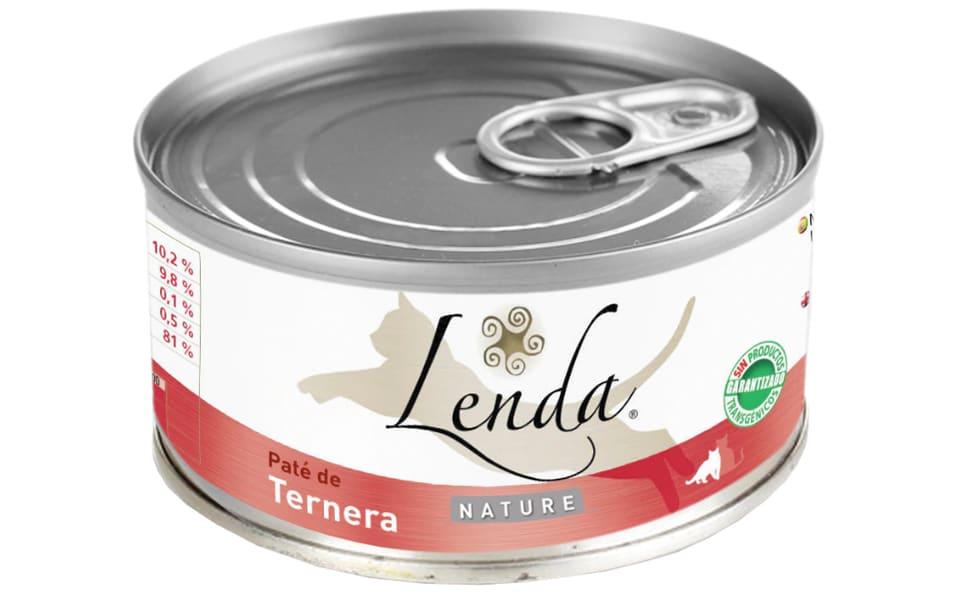 Conserva pentru pisici Lenda.