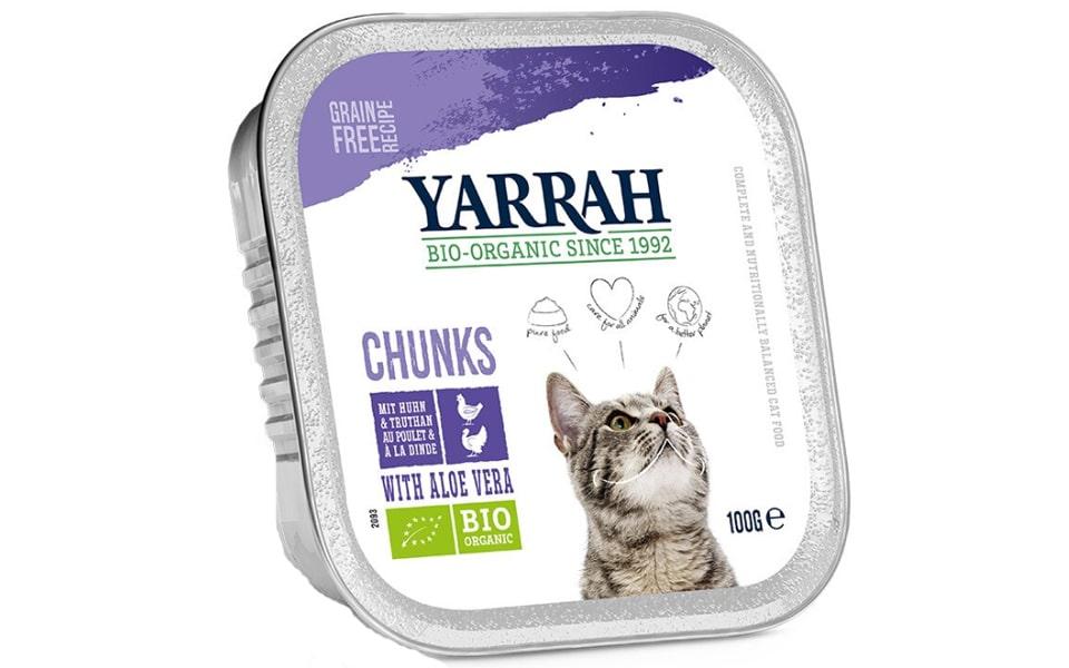 Conserva pentru pisici Yarrah.