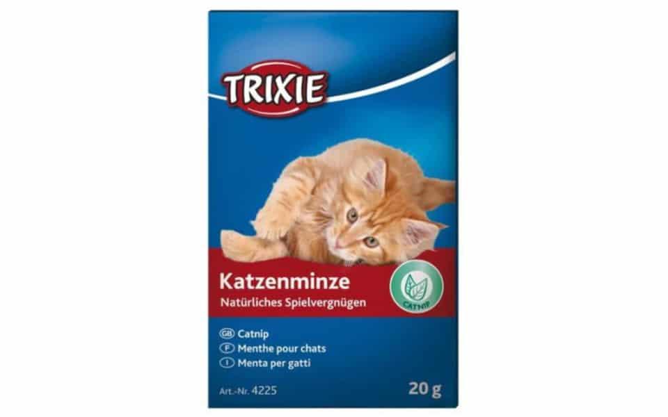 Pachet cu iarba pisicii Trixie.