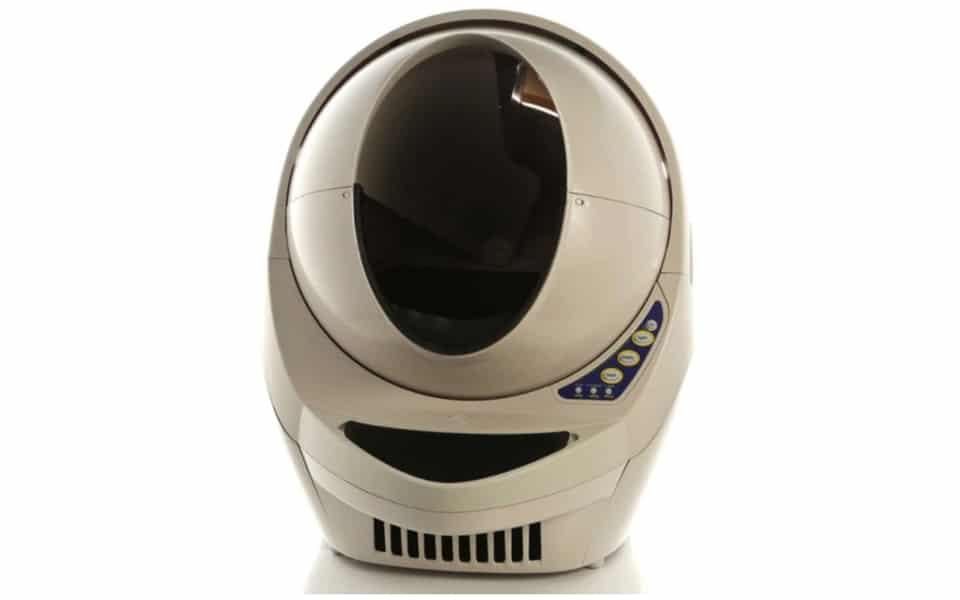 Litiera automata pentru pisici Litter Robot III Open Air.