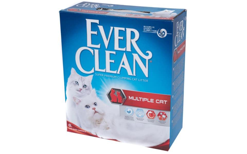 Cutie nisip litiera Ever Clean Multiple Cat.