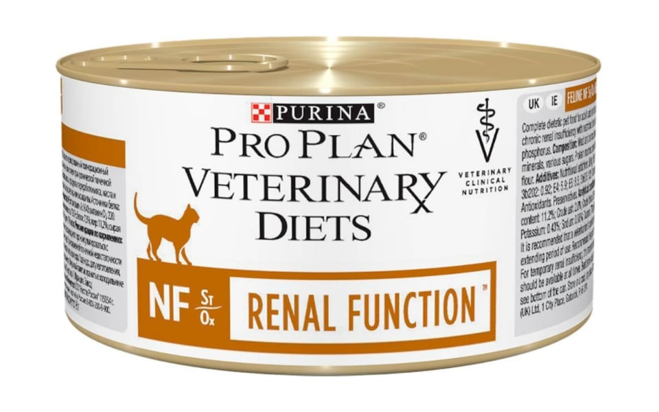Conserva mancare pisici Purina, NF Renal Kidney Function.
